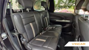 2014 Toyota Avanza 1.5A - Rear Seat