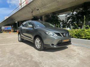 2015 Nissan Qashqai 1.2A DIG-T - Front Angle