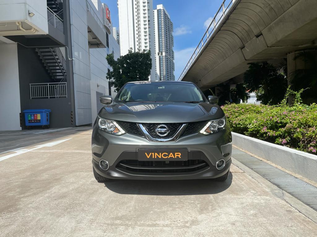 2015 Nissan Qashqai 1.2A DIG-T - Front Direct