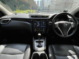 2015 Nissan Qashqai 1.2A DIG-T - Interior Dash