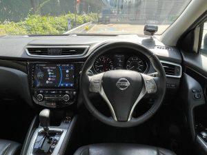 2015 Nissan Qashqai 1.2A DIG-T - Steering Wheel