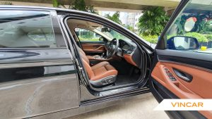2016 BMW 5 Series 520i - Driver Seat