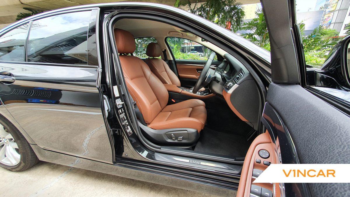 2016 BMW 5 Series 520i - Front Passenger Seat