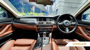 2016 BMW 5 Series 520i - Interior Dash