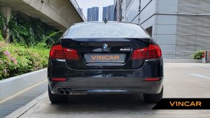 2016 BMW 5 Series 520i - Rear Direct