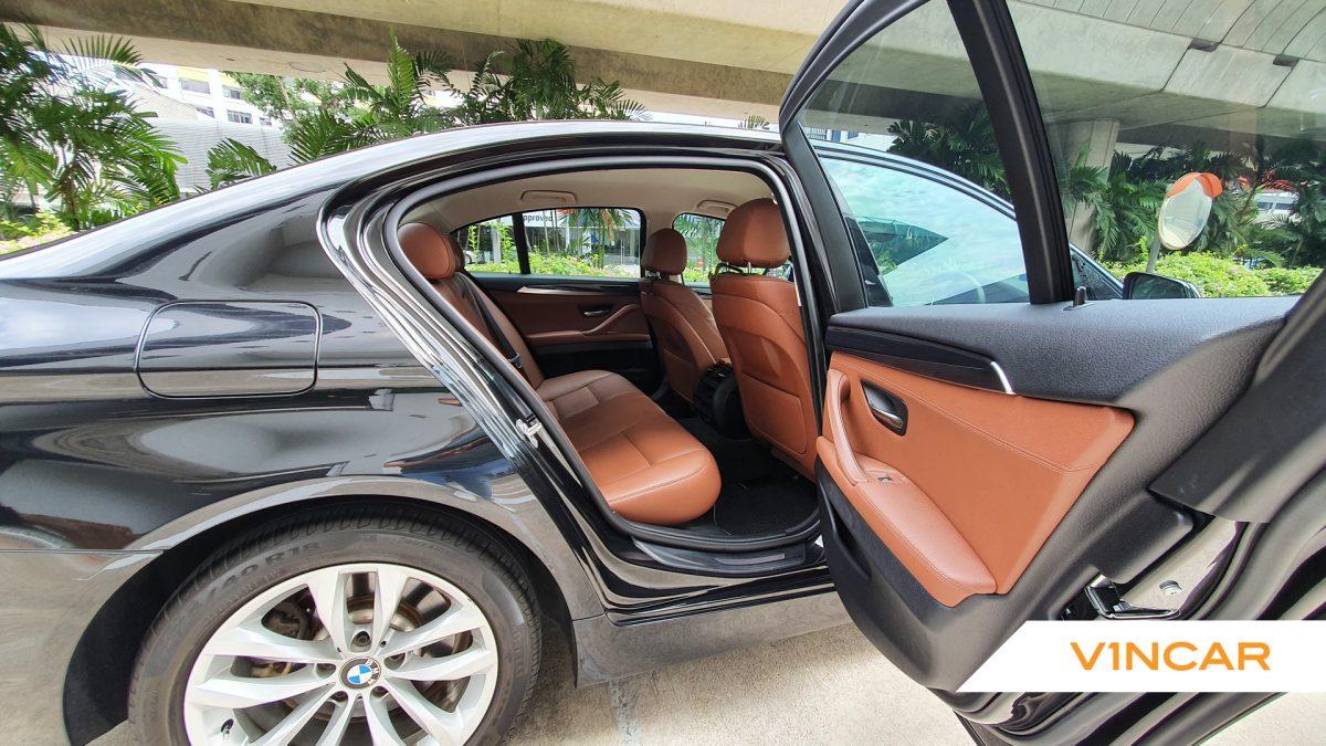 2016 BMW 5 Series 520i - Rear Door