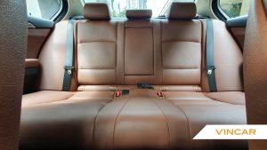 2016 BMW 5 Series 520i - Rear Passenger Seat