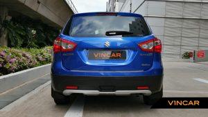 2017 Suzuki SX4 S-Cross 1.6A Sunroof - Rear Direct