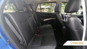 2017 Suzuki SX4 S-Cross 1.6A Sunroof - Rear Seat