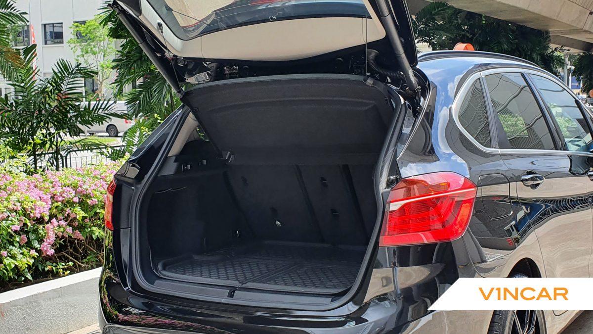 2018 BMW 2 Series 216d Active Tourer - Boot Space