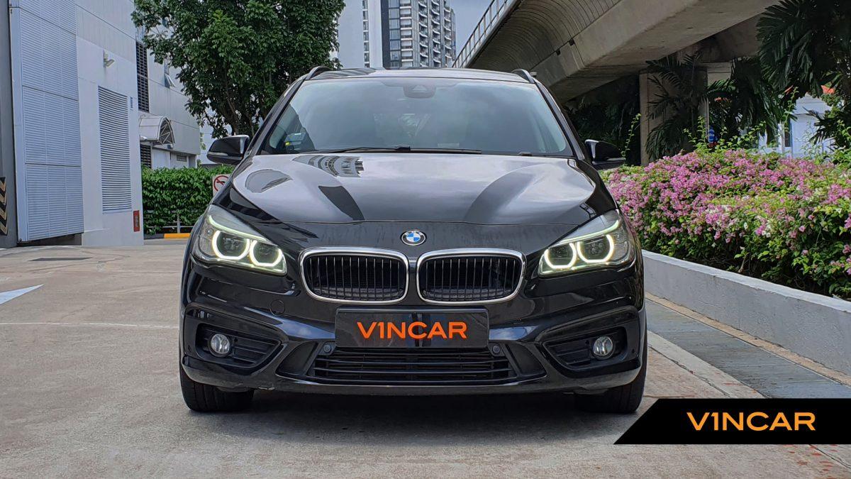 2018 BMW 2 Series 216d Active Tourer - Front Direct