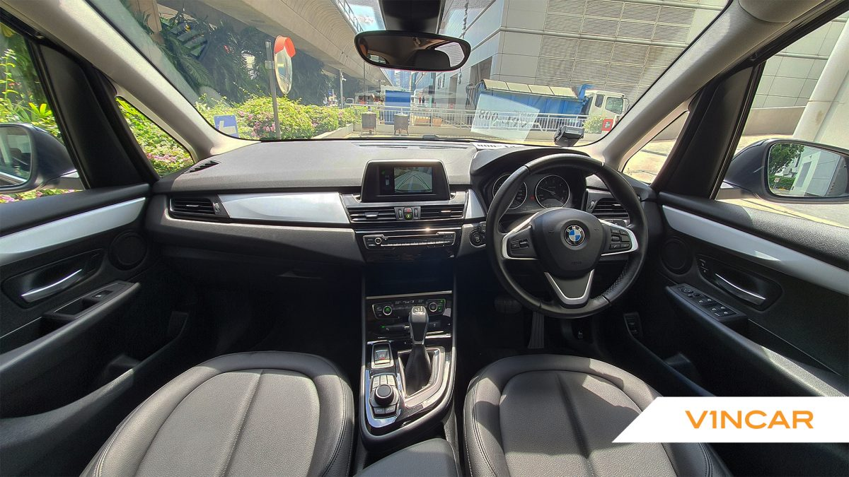 2018 BMW 2 Series 216d Active Tourer - Interior Dash