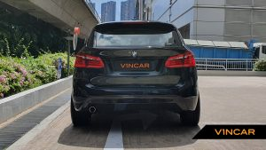 2018 BMW 2 Series 216d Active Tourer - Rear Direct