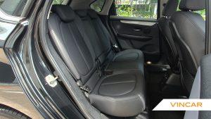 2018 BMW 2 Series 216d Active Tourer - Rear Seat