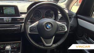 2018 BMW 2 Series 216d Active Tourer - Steering Wheel
