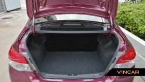 2018 Mitsubishi Attrage 1.2A - Boot Trunk