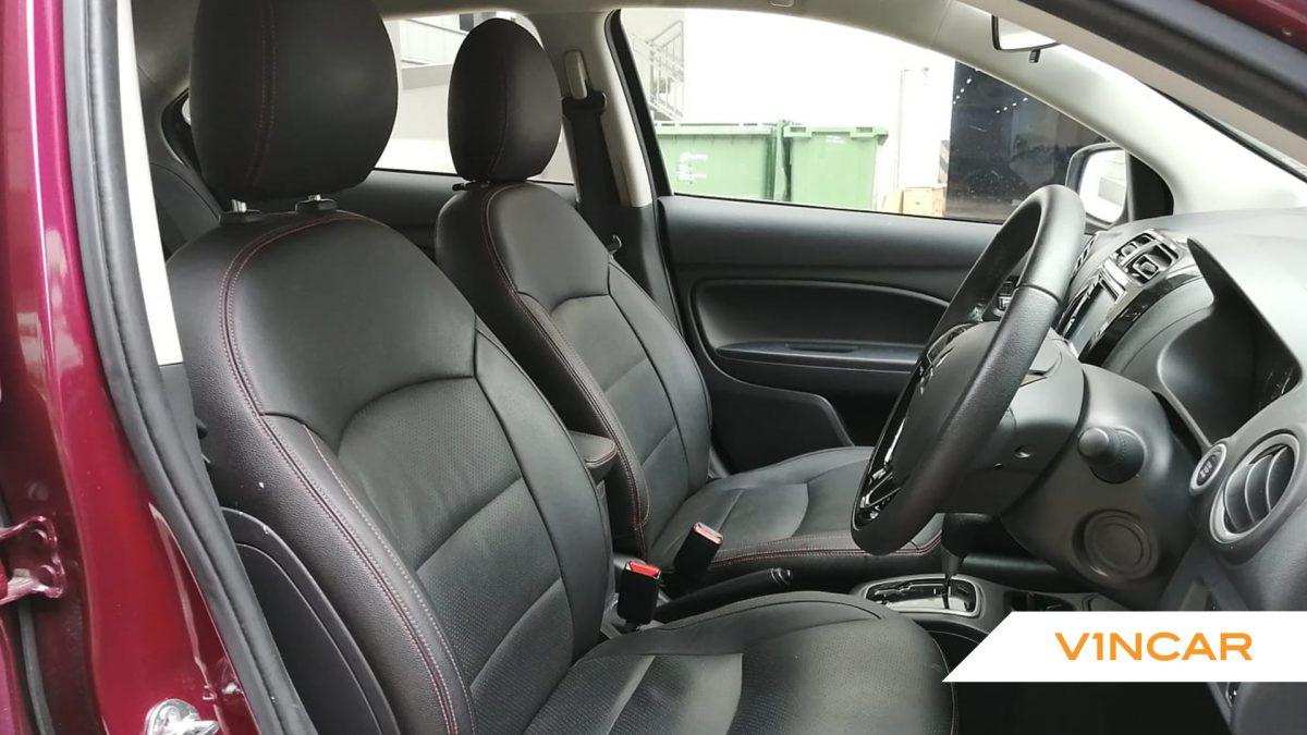 2018 Mitsubishi Attrage 1.2A - Driver Seat