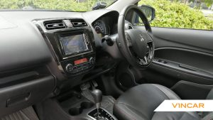 2018 Mitsubishi Attrage 1.2A - Interior Dash
