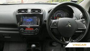 2018 Mitsubishi Attrage 1.2A - Steering Wheel
