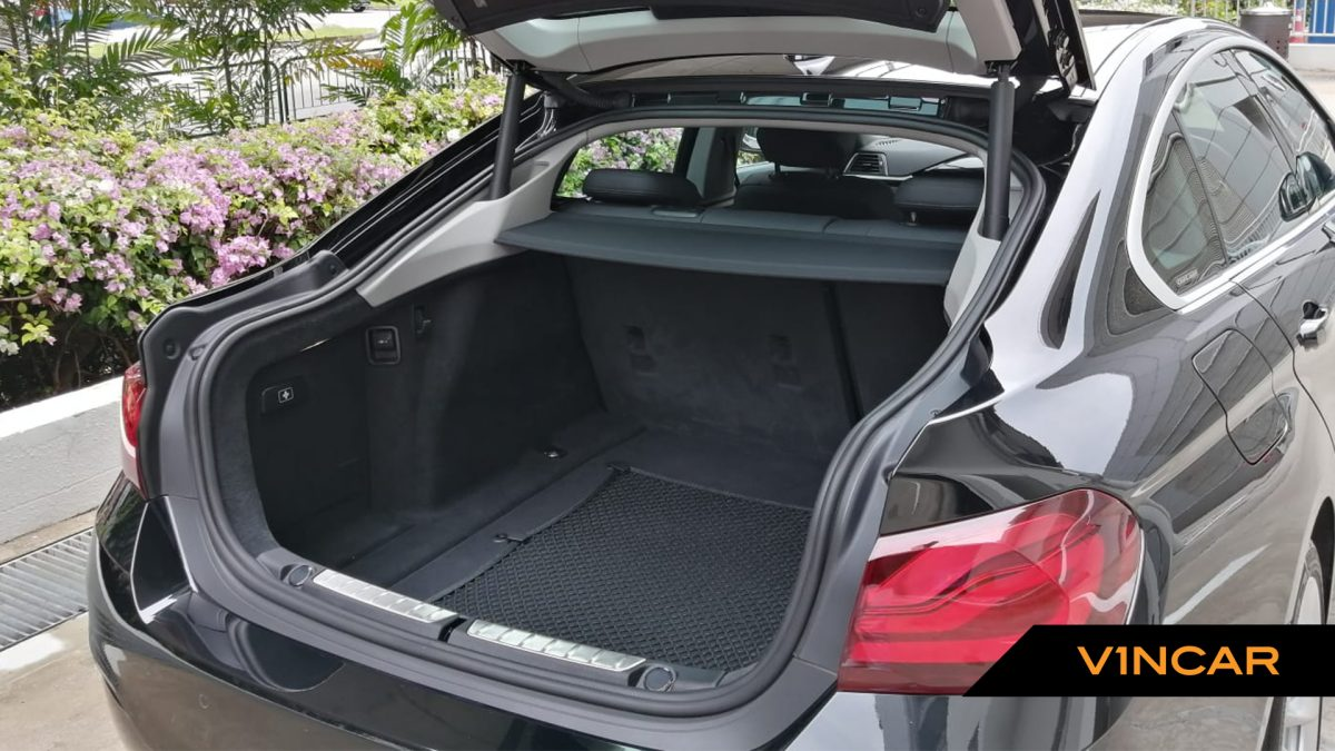 2019 BMW 4 Series 420i Gran Coupe - Boot Space
