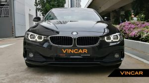 2019 BMW 4 Series 420i Gran Coupe - Front Direct