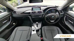 2019 BMW 4 Series 420i Gran Coupe - Interior Dash