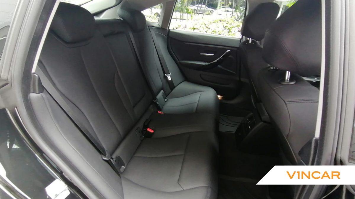 2019 BMW 4 Series 420i Gran Coupe - Rear Seat