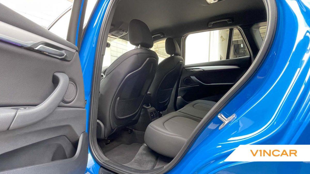 2020 BMW X1 sDrive20i M-Sport - Back Seat