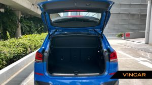 2020 BMW X1 sDrive20i M-Sport - Boot Space