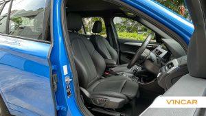 2020 BMW X1 sDrive20i M-Sport - Driver Seat