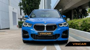 2020 BMW X1 sDrive20i M-Sport - Front Direct