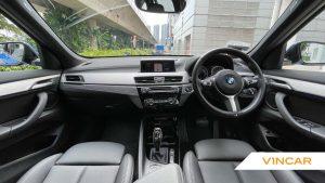 2020 BMW X1 sDrive20i M-Sport - Interior Dashboard