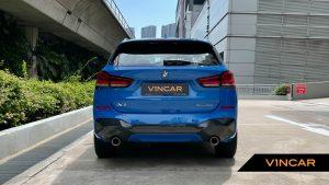 2020 BMW X1 sDrive20i M-Sport - Rear Direct