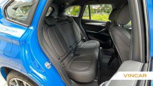 2020 BMW X1 sDrive20i M-Sport - Rear Seat