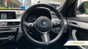 2020 BMW X1 sDrive20i M-Sport - Steering Wheel