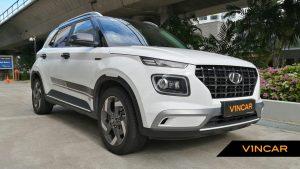 2020 Hyundai Venue 1.6A GLS 'S'- Front Angle