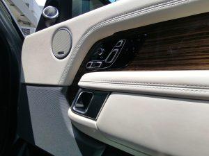 2020 Land Rover Range Rover Plug-in Hybrid 2.0A P400e PHEV - Front Door