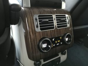 2020 Land Rover Range Rover Plug-in Hybrid 2.0A P400e PHEV - HVAC System