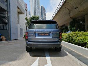 2020 Land Rover Range Rover Plug-in Hybrid 2.0A P400e PHEV - Rear Direct