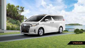 the Toyota Alphard 2.5X Hybrid Luxury 7-Seater (FL2020)